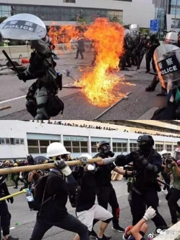 警察执个法,还要经暴徒的允许?